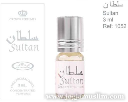Jual Parfum Murah Al-Rehab sultan 3 ml