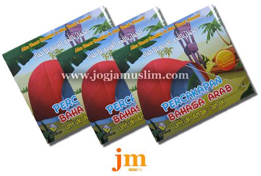 Jual Buku Percakapan Bahasa Arab Untuk Anak-Anak