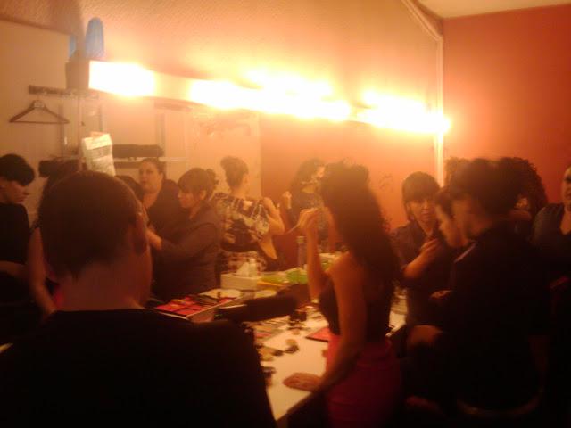 Camerinos Teatro Haagen Dazs Calderon