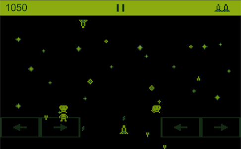 Invaders out of Space screenshot 0