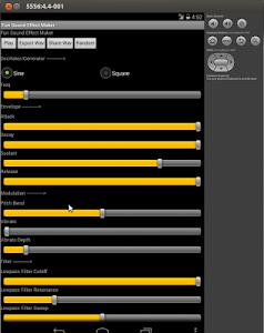Fun Sound Effect Maker screenshot 2