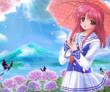 Anime Girl screenshot 2