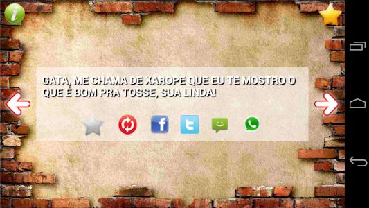 Cantadas de Pedreiro screenshot 9