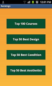 Golf Course Guide Aust Edition screenshot 1