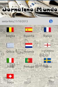 Jornal no Mundo screenshot 12