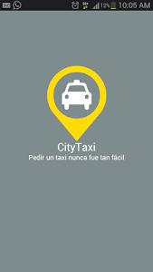 Taxistas de CityTaxi screenshot 0