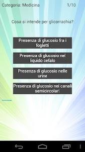 Trivial Quiz - Medicina screenshot 2