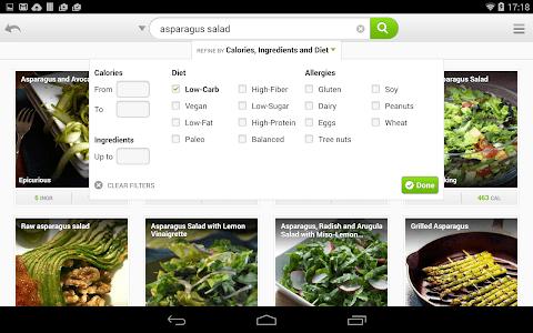Vegetarian Recipes & Nutrition screenshot 14