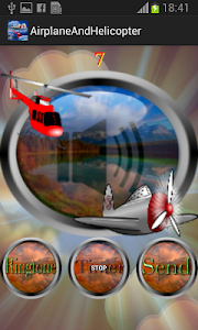 Airplane & Helicopter Ringtone screenshot 12