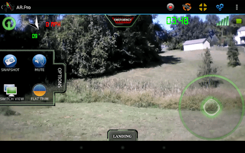 AR.Pro 2 for AR.Drones screenshot 2