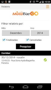 Mototaxigo (Mototaxista) screenshot 3