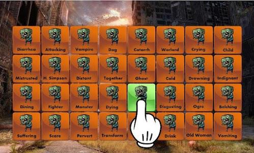 Sounds zombies screenshot 7