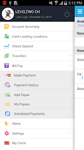 AchieveCard – Mobile Banking screenshot 0