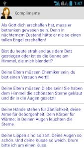 SMS: Beziehungen und Liebe screenshot 1
