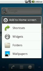 Seu Madruga Widget screenshot 1
