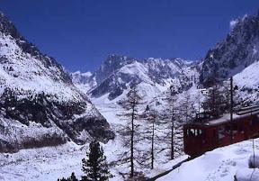 Trenino del Monte Bianco