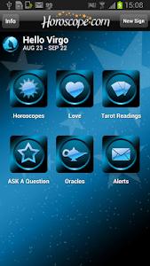 Horoscope and Tarot screenshot 1