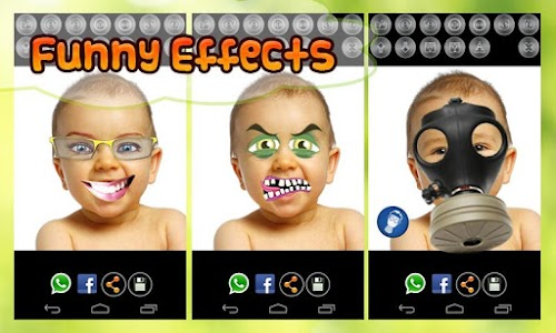 Fun Face Changer: Pro Effects screenshot 10
