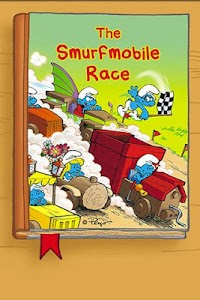 The Smurfs - Smurfmobile Race screenshot 0