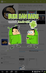 Budi dan Badu untuk Android screenshot 3