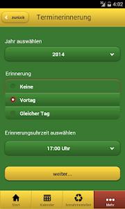 AWB Altenkirchen Abfall-App screenshot 4