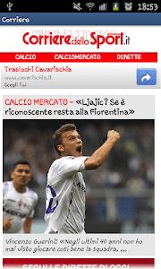 Notizie Sportive Italia screenshot 1