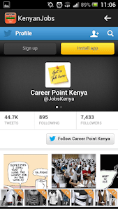 JOBS IN KENYA screenshot 1
