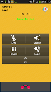 Talkyfone screenshot 2