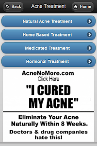 Advance Acne Treatment screenshot 2