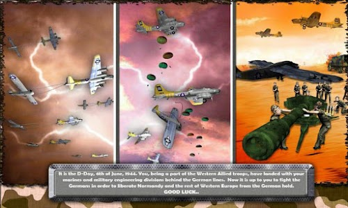 A.T.Gun 3D (WW2:Normandy) screenshot 7