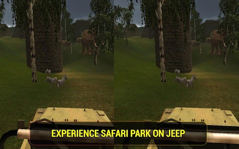 Safari Tours Adventures VR 4D screenshot 2