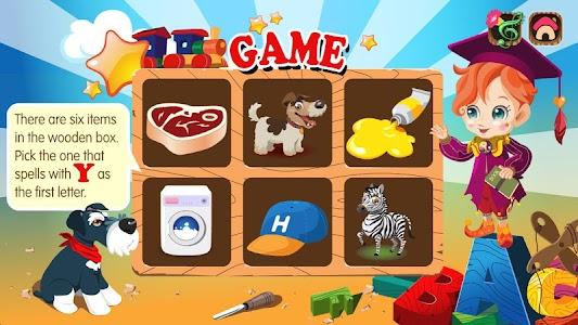 Pinocchio Teaching ABCs (Kids) screenshot 9