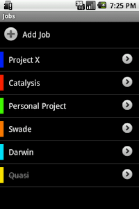 Workaholic screenshot 4