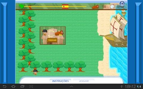 Colonização Portuguesa screenshot 4