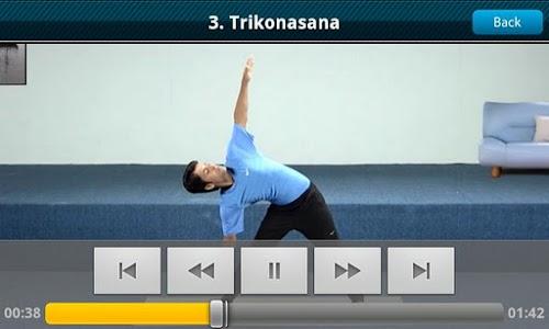 Yoga for +ve Health screenshot 2