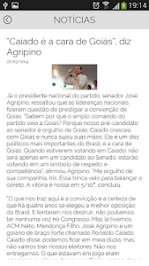 Ronaldo Caiado screenshot 3