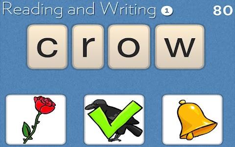 Reading & Writing 1 screenshot 3