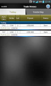 HTI Binary Options screenshot 5