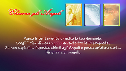 Chiama gli Angeli Free Demo screenshot 9