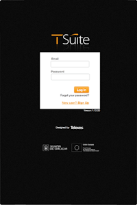 TSuite, head-end manager screenshot 0
