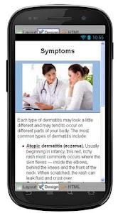 Dermatitis Eczema Information screenshot 2