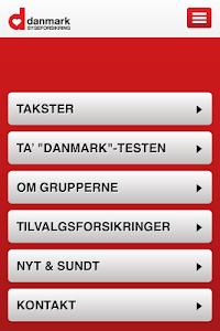 Danmark screenshot 0