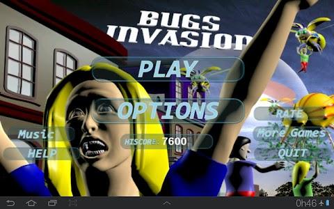 Bugs Invasion screenshot 0
