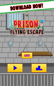 Prison Flying Escape screenshot 10
