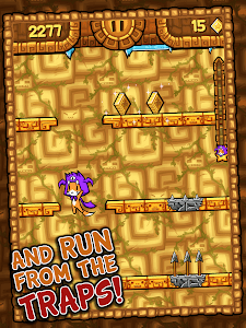 Tappy Run 2 - A Treasure Hunt screenshot 9
