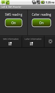 Call & SMS Reader screenshot 2