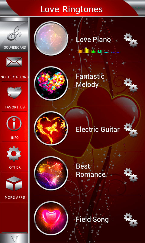 Love Ringtones Android Apps On Google Play