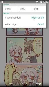 Isral's Manga Reader screenshot 0