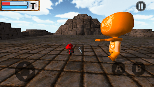Skull Kid Cool Game screenshot 3