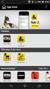Fido App Zone screenshot 0